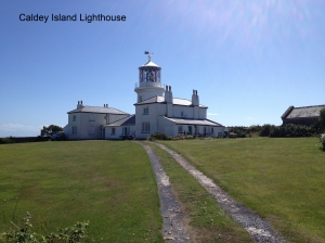 caldey island lighthouse