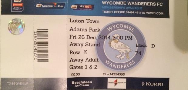 wycombe ticket 2